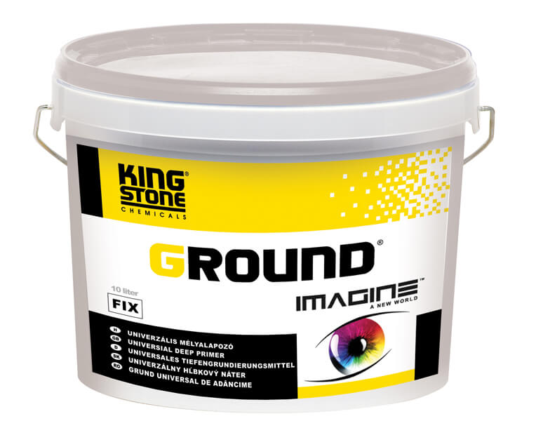 GROUND FIX, grund universal de adâncime