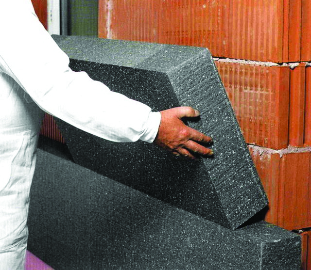 NEXT CARBON Graphite thermal insulation system